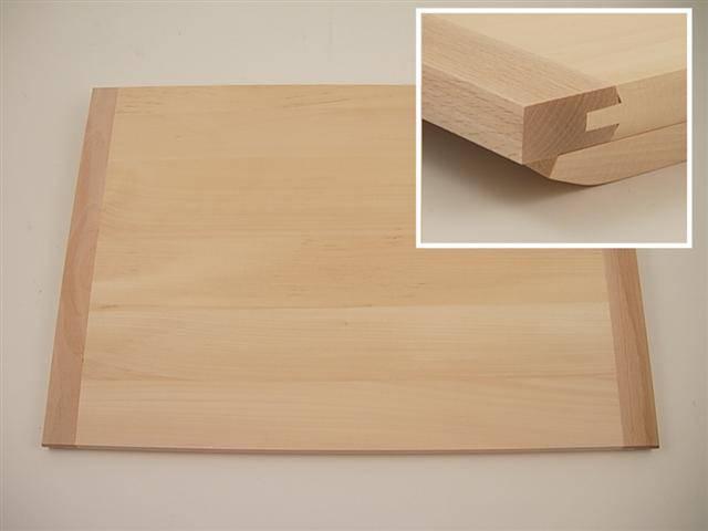 Asse da pasta legno massello