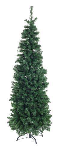 Albero pino verde slim 210h