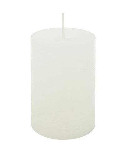 Candela bianca marble 6x9h
