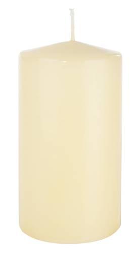 Candela cero avorio 8x15h