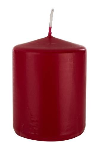Candela cero rosso scuro 6x8