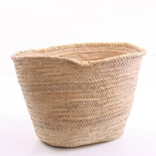 Borsa palma ovale solo fusto senza maniglie 43 cm