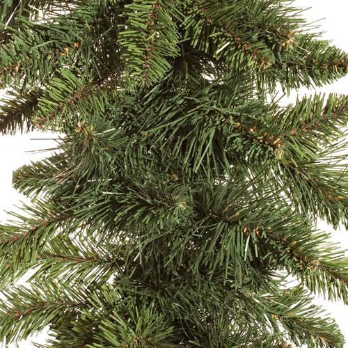 Festone rami pino sintetico verde cm 270