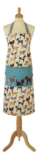 Grembiule cucina cotone Cani Hound Dog Ulster Weavers