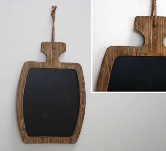 Lavagna legno sagoma tagliere