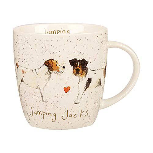 Mug cani Jack Russel Terrier