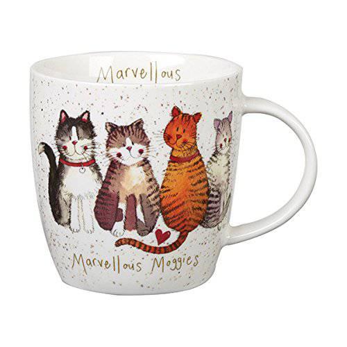 Mug quattro gatti Marvellous Moggies
