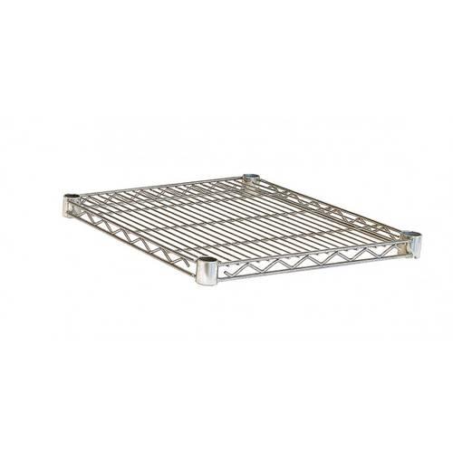 Piano scaffalatura acciaio 45x45