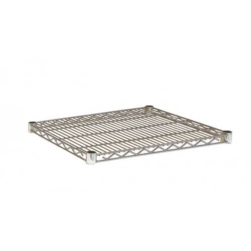 Piano scaffalatura acciaio 45x60