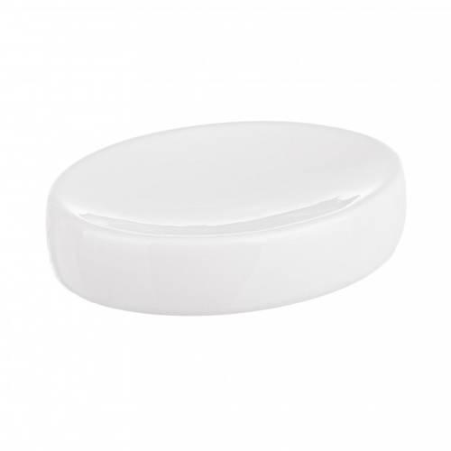 Piattino portasapone classic bianco