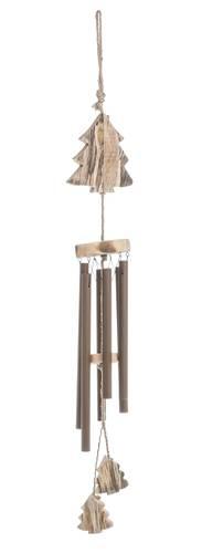 Scacciapensieri legno con pino