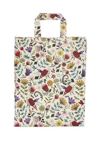 Shopping bag fiori melody pvc large Ulster Weavers
