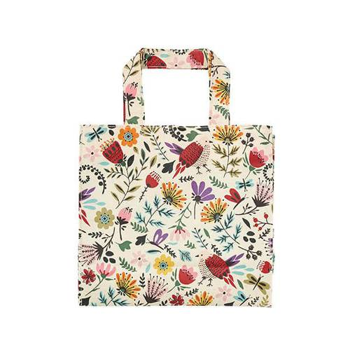Shopping bag fiori melody pvc small Ulster Weavers