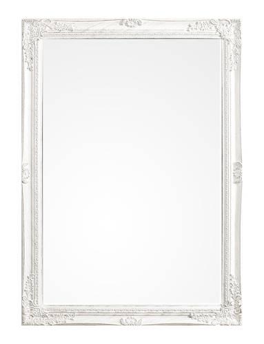 Specchio barocco legno bianco  72x102