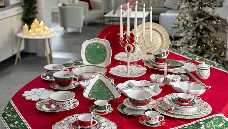Sottopentola natalizio Tempo di Festa