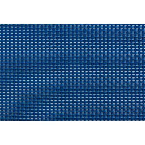 Tovaglietta americana intreccio pvc blu