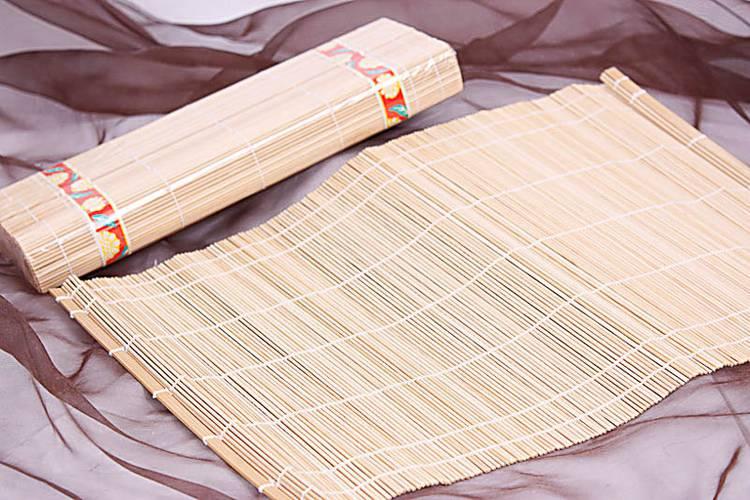 Tovaglietta bamboo naturale set 4pz