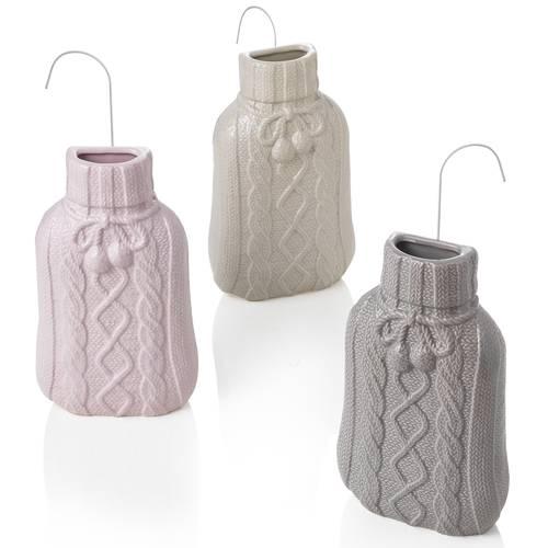 Umidificatore ceramica maglioncino rosa
