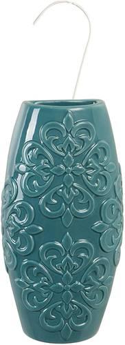 Umidificatore ceramica maiolica azzurro termosifoni
