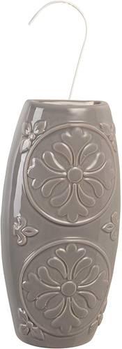 Umidificatore ceramica maiolica grigio termosifoni