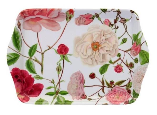 Vassoio piccolo rose Ulster Weavers 21x14