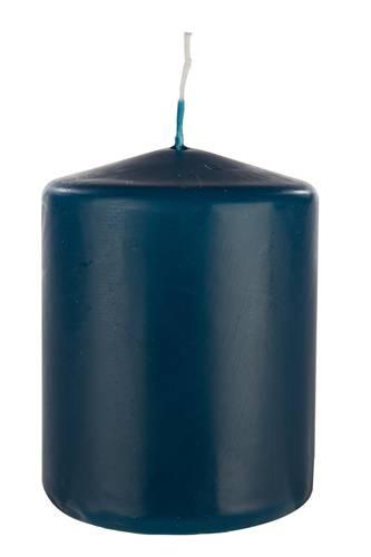 Candela cero blu