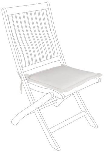 Cuscino per sedia poly da esterno 42x42