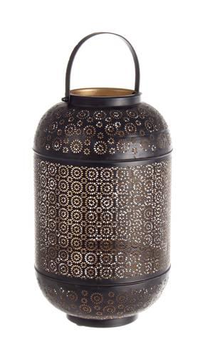 Lanterna metallo arabia h39