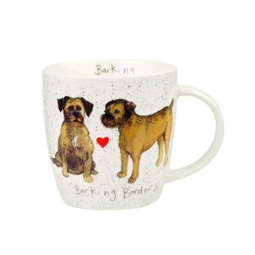 Mug cani Border Terrier