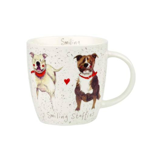 Mug cani Staffy Bull Terrier