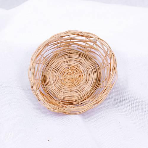 Piattino bamboo cm 13