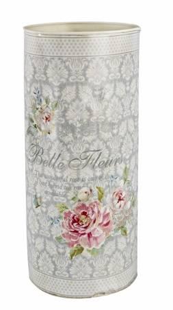 Portaombrelli metallo Belle fleur