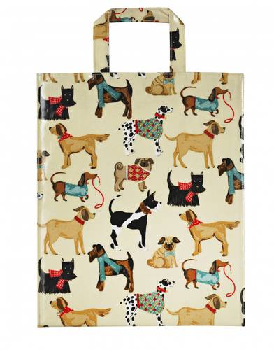 Shopping bag Cani pvc large Ulster Weavers