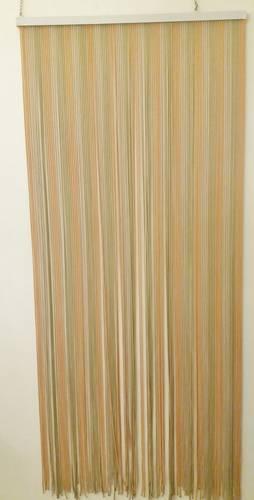 Tenda da porta corda color sabbia 125x240