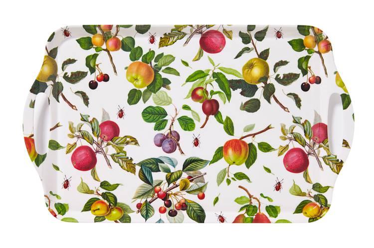 Vassoio melamina frutti 48x30